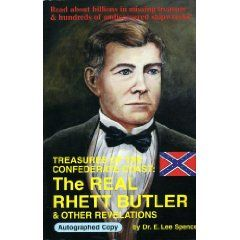 Treasures of the Confederate Coast: The Real Rhett Butler & Other Revelations
