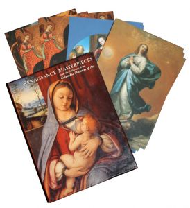 "Columbia Museum of Art ""Renaissance Masterpieces"" Note Cards"